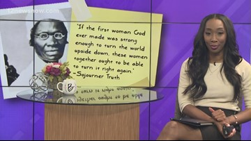 Daily Dose of DeJ: Sojourner Truth