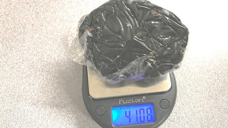 Black tar heroin found in Bridge City