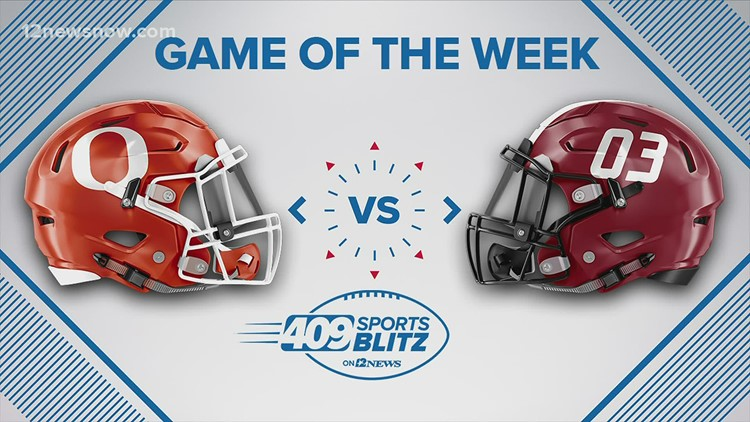 Bayou Bowl to be featured in the 409Sports Blitz Game of The Week!
