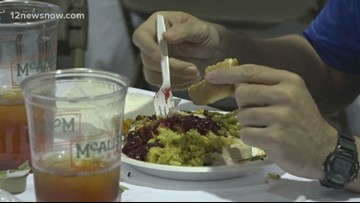 Mercy Chefs, Dream Center teaming up to give Imelda victims Thanksgiving meal