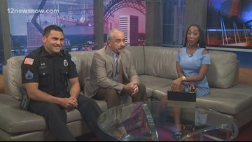 Lunch with the Chief: Chief Jim Singletary discusses DUIs, driver's license renewals