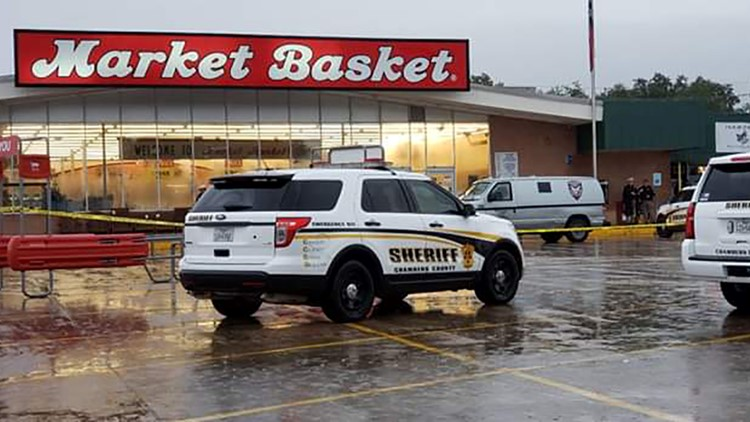 TX sheriff, FBI investigate possible armored truck robbery