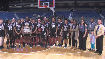 Woodville comes up short in title game