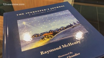 Beaumont pastor pens 'The Innkeeper's Journal' to build on Christmas story