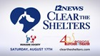 Adopt a pet Saturday and help Clear the Shelters, enter to win family 4-pack to Moody Gardens