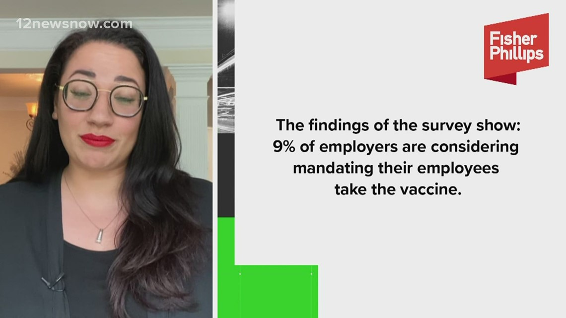 VERIFY: Can employers mandate employees to receive COVID-19 vaccine?