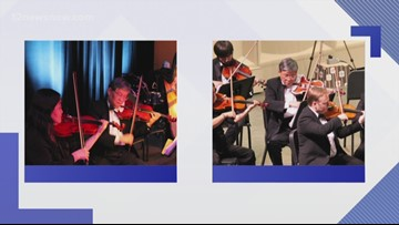 Symphony of Southeast Texas violinist dies during opening piece