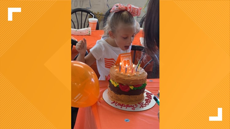 whataburger birthday