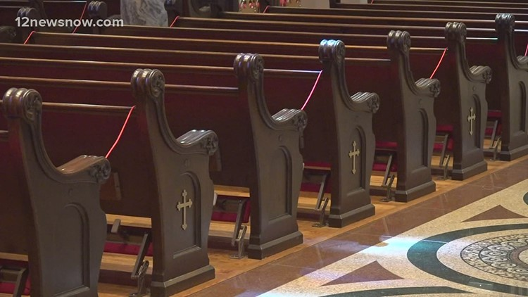 Southeast Texas churches preparing for Easter Sunday services with COVID-19 precautions