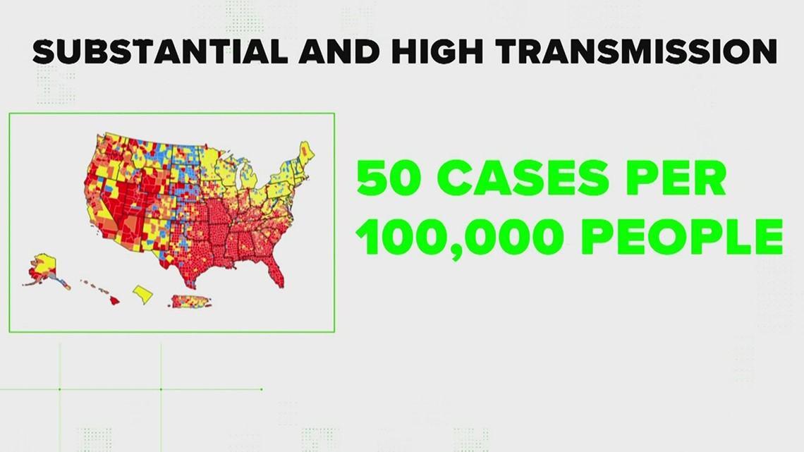 VERIFY: Are fully vaccinated people transmitting COVID-19 at a higher rate than unvaccinated people?
