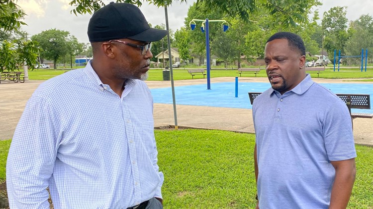 Beaumont park left 'trashed' following Juneteenth event, sparks debates between community leaders