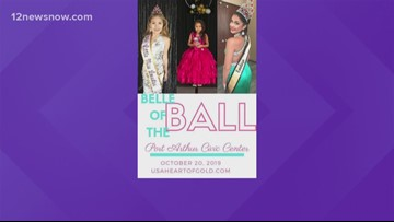 Heart of Gold Pageants Hosts Belle of the Ball
