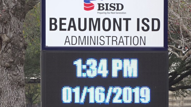 Beaumont ISD officials discuss charter partnership, look forward to next school year