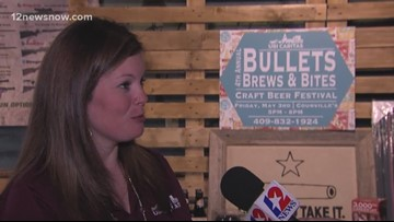 Music, craft beer and food this weekend at 4th annual Bullets, Brews and Bites at Courville's