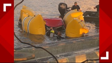 Two Texas men die after failed attempt to jump open pontoon bridge in Southwest Louisiana