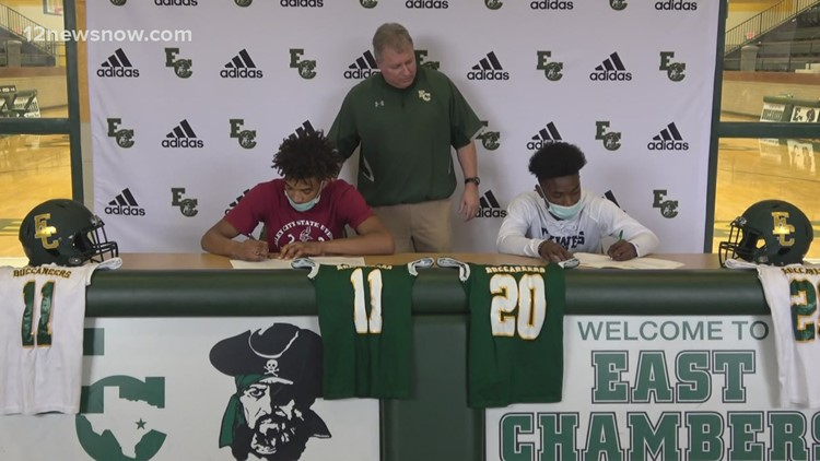 Local athletes continue to sign national letters of intent