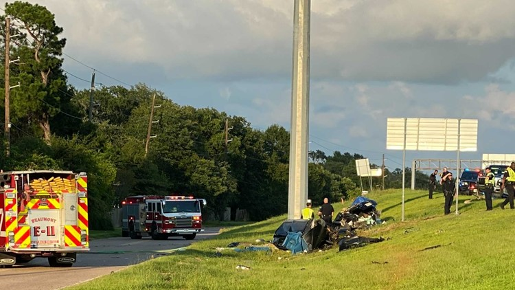 3 dead in single-vehicle wreck along Hwy 69 at MLK in Beaumont