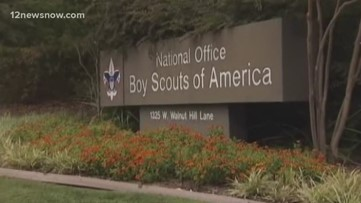 Boy Scouts of America faces hundreds of sex-abuse lawsuits, bankruptcy