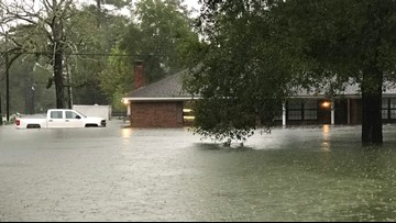 The New Normal: Family's move from Chicago to Southeast Texas greeted by Imelda floodwaters