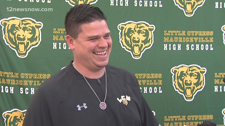 Eric Peevey named new AD/Head Football Coach at Little Cypress-Mauriceville