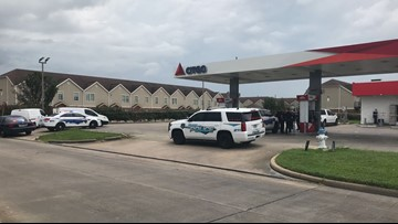 Port Arthur Police arrest 22-year-old man in Monday gas station shooting