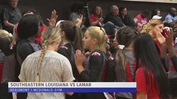 Lamar routs Southeastern Louisiana, 3-2