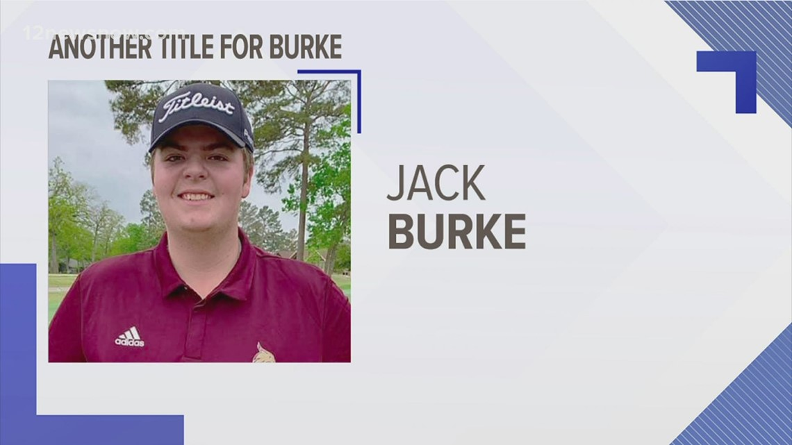 Jack Burke qualifies for 112th Texas Amateur Championship