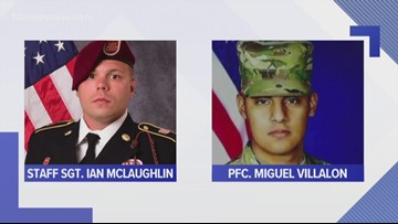 Pentagon says two US soldiers killed in Afghanistan by roadside bomb