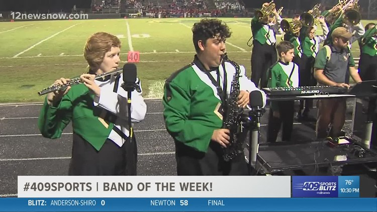 Little Cypress-Mauriceville is the Band of the Week for week 6