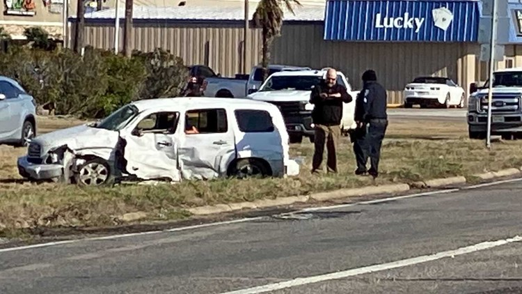 One dead, another hurt in wreck on Highway 69 near Central Mall