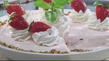 Mr. Food makes Frozen Margarita Pie