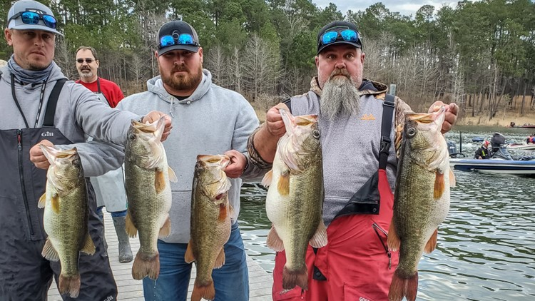 fishing tournament sam rayburn