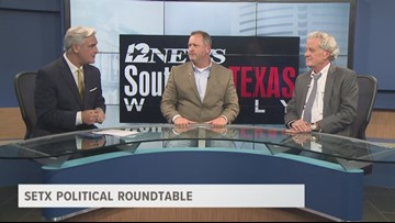 Southeast Texas Weekly discusses the Trump war with Comey