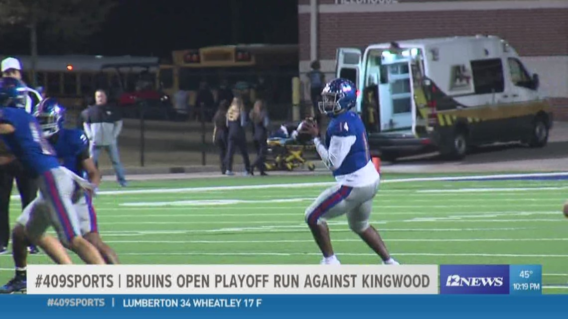 Southeast Texas high school football playoff week 1 highlights from the #409Sports Blitz