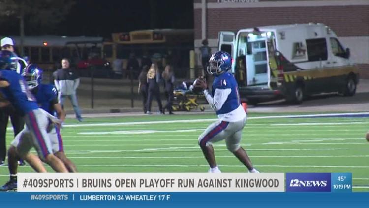 Southeast Texas high school football playoff week 1 highlights from the #409Sports Blitz