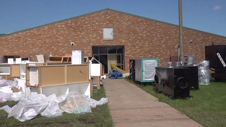 Beaumont ISD release damage costs after Imelda, nearly $11 million to facilities