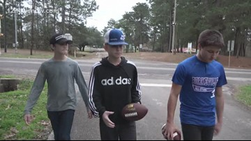 Burkeville boys to walk more than 20 miles in one day to honor veterans