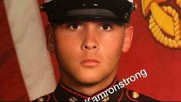 Nineteen-year-old marine accidentally shoots himself in the neck