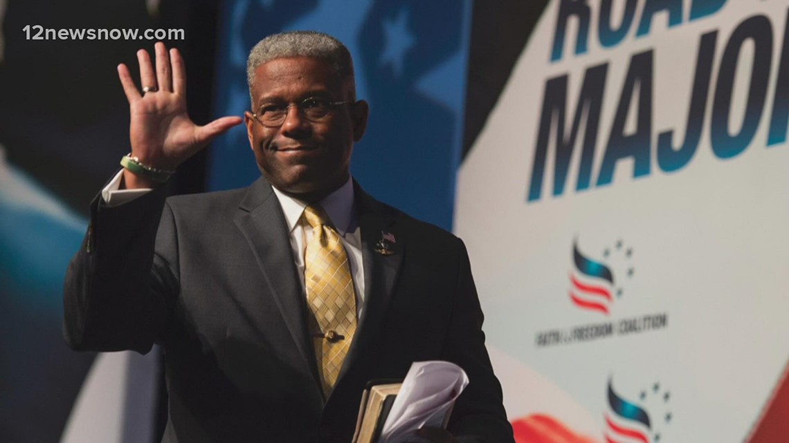 Allen West temporarily suspends in-person campaign after testing positive for COVID-19