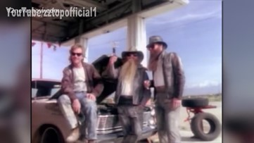Popular Texas-formed band 'ZZ Top' turns 50