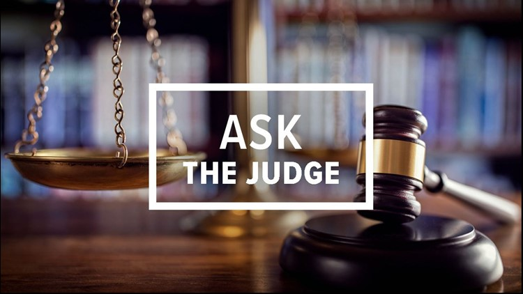 Submit your legal question for 'Ask the Judge'