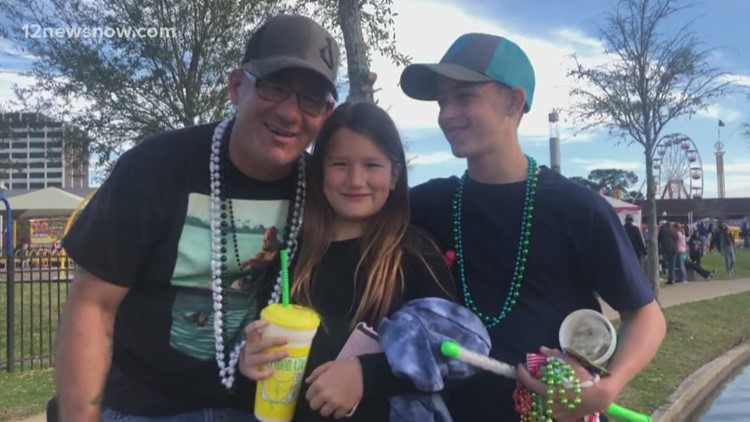 Kid-friendly activities at Mardi Gras creates bonding time for families