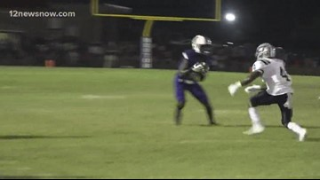 Newton High School wins 33rd straight game,takes win from West Orange-Stark 20 - 14