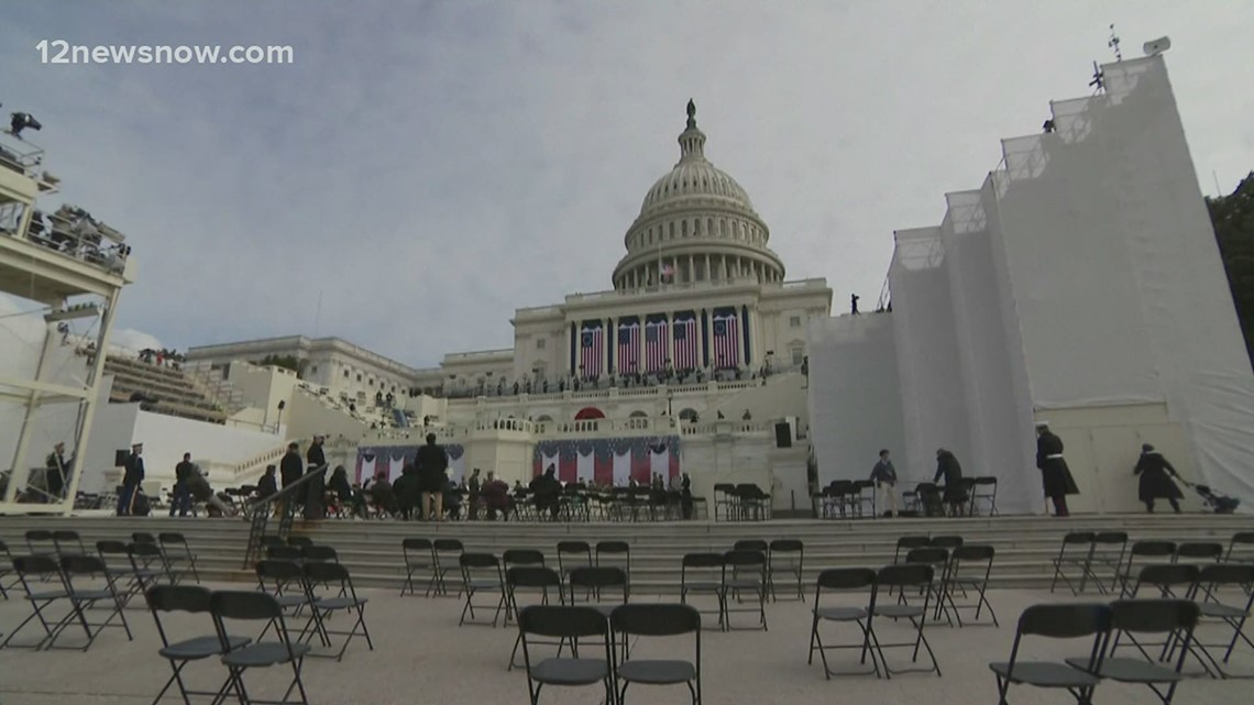 Inauguration 2021: Security heightened as preparations continue