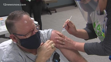 Here's how to get a COVID-19 vaccine in Southeast Texas