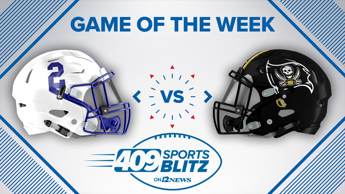 Vidor hosts first place Barbers Hill in the 409Sports Blitz Game of The Week