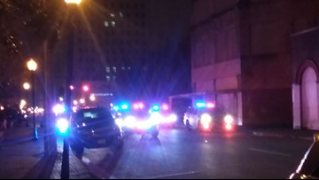 One injured in nightclub shooting in downtown Beaumont early Sunday morning