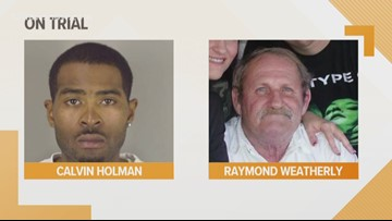 Testimony in capital murder trial of Calvin Holman continues this morning