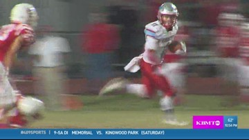 WEEK 9: 409Sports takes another look a Lumberton High School's Game of the Week victory over Bridge City