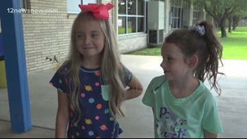 Evadale Elementary students excited about 'No Homework' policy in math class